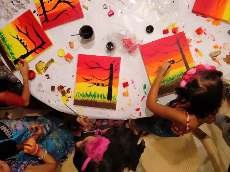 Kids Art Course