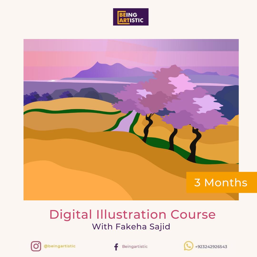 Digital Illustration Course